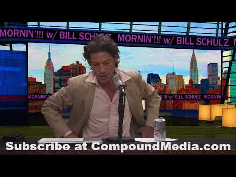 """BILL'S LONG WINDED EXPLANATION OF HOW """"STUFF MAGAZINE"""" BEGAT """"RED EYE"""" WHICH BEGAT THIS STUPID SHOW"""