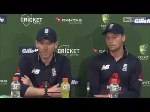 Morgan Our best win to date   | After Winnig Engliand V Australia 3rd One Day Match - Skyline Sports