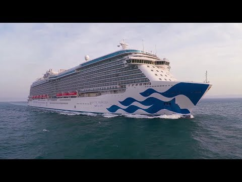 Majestic Princess meets Grand Designs Australia Offshore - M