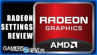 AMD Radeon Settings - Crimson Review