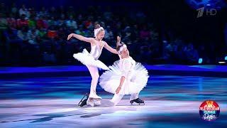 """Полина Филимонова и Мирон Суслов - """"Лебединое озеро"""" и """"Концерт для фортепиано с оркестром""""."""