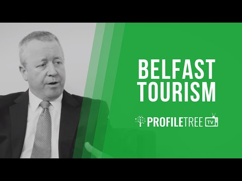 Where Next For Belfast Tourism? Belfast Sightseeing & Belfast N. Ireland Tours With George Grimley