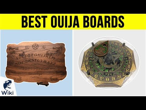 8 Best Ouija Boards 2019