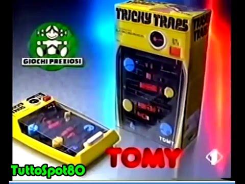 Spot- Gioco TRICKY TRAPS - 1990