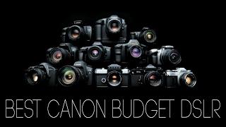 видео 10 лучших фотоаппаратов Canon