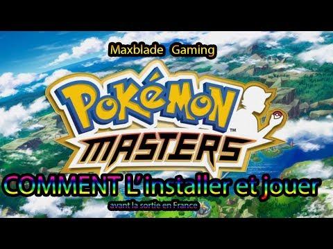 POKEMON MASTER COMMENT LE TELECHARGER ET L'INSTALER  DES MAINTENANT