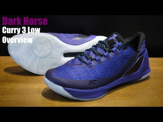 Under Armour Curry 3 Low \