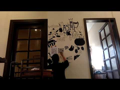 How To Create An Interactive Wall Mural A List Of Three Examples