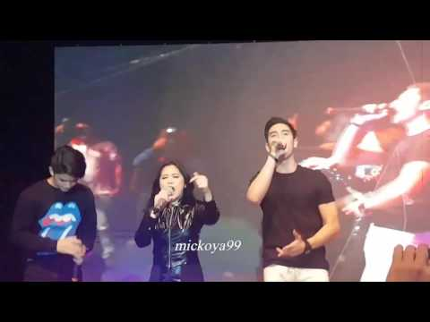 18122016 Closer cover by Prilly feat Verel-Aliando @ Mini Concert Prilly Latuconsina