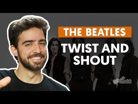 TWIST AND SHOUT - The Beatles (aula de violão simplificada)