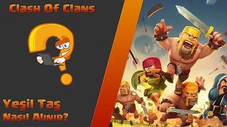 Clash of Clans Yeşil Taş (Gem) Nasıl Alınır?