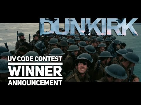 UV Code Contest WINNER ANNOUNCEMENT - Dunkirk