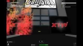 Roblox-XTW domingo noite colisão 5/6/12 parte 1