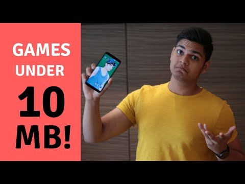 Top 5 Amazing Android Games Under 10 MB!