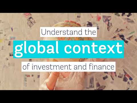 Unlocking Investment and Finance in Emerging Markets and Developing Economies | WBGx on edX.org