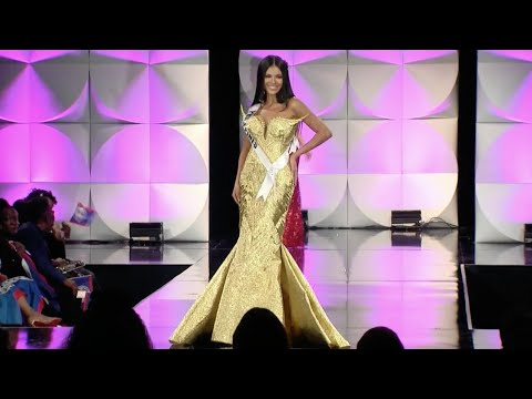 Miss Universe 2019 Evening Gown Preliminary Competition