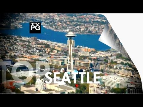 Epic Adventure Traveler -  SEATTLE (Full Episode)