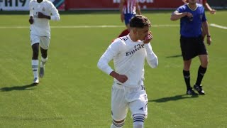 🔙 Israel Salazar - Real Madrid Cadete A (U16) - 2018/19