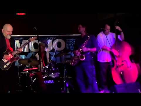 The Mojo Gypsies performing