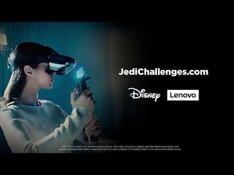 Buy a Lenovo Yoga C930, get free Jedi Challenge argument reality for Black Friday