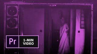 How to Make a Ghost Effect in Premiere Pro | Adobe Creative Cloud