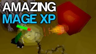 Runescape 2007 - Tim's Tips #5 - Maximize your XP at Metal Dragons!