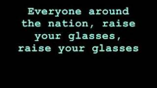 Kiss Raise Your Glasses Lyrics