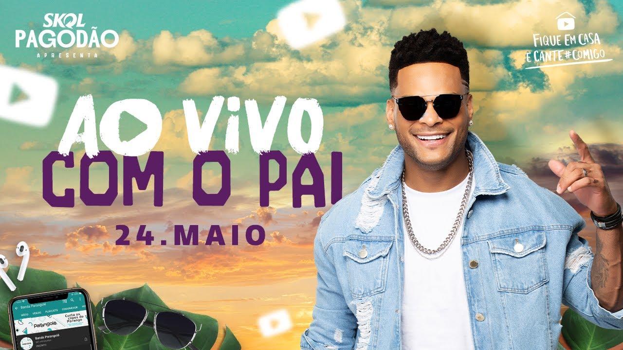 Live do Parango | Ao Vivo Com o Pai (Oficial)