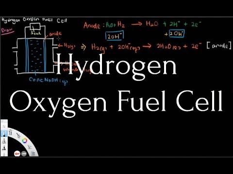 [DSE CHEMISTRY] [化學科] Redox - Hydrogen Oxygen Fuel Cell