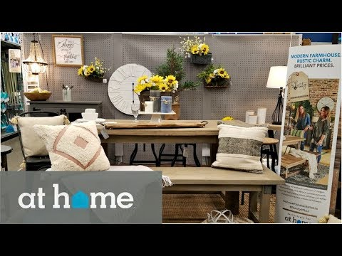 Shop With ME! AT HOME FURNITURE HOME IDEAS DECOR 2018