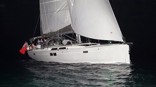 Hanse 505 Yacht Delivery from Hamble to Ardrossan