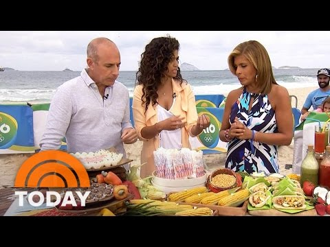 Camila Alves' Shares BrazilianStyle Popcorn And Other Treats  TODAY
