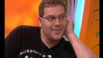Eltons erster Auftritt als Showpraktikant bei TV total!