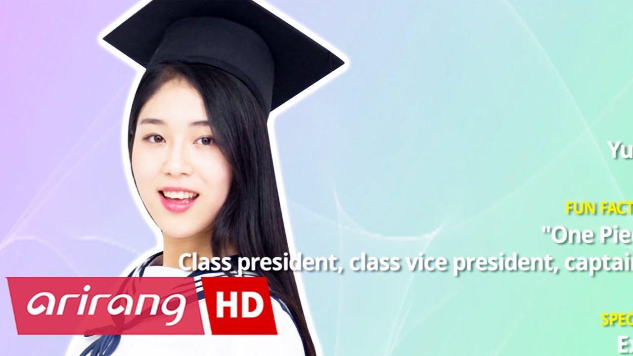 [Pops in Seoul] Girls' Alert(소녀주의보) Yun Ji Sung(윤지성) _ Self-Introduction