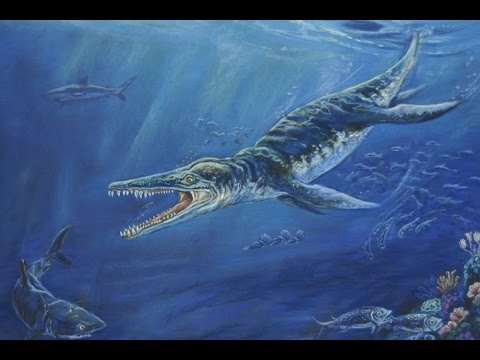 Sea Monsters from Cretaceous Australia