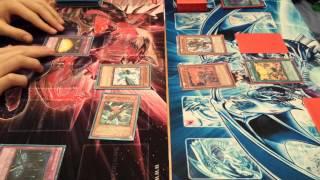 Yugioh Duel: Fire Kings vs Blackwings - Game 2