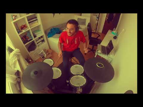 Melody - Drum Cover - Lost Frequencies Feat James Blunt- By Naim Sassine