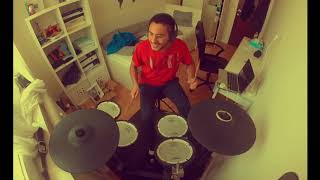 Melody - Drum Cover - Lost Frequencies Feat James Blunt  - By Naim Sassine