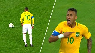 Neymar Legendary Goals For Brazil