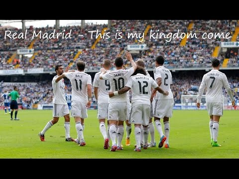 Real Madrid - This is my kingdom