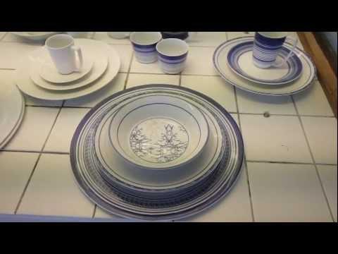 Modern Norwegian porcelain design