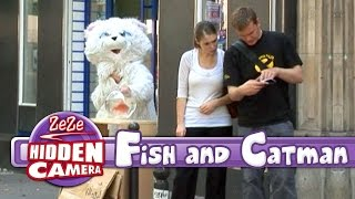 Fish And Catman