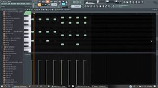 Electro Chill Hop Tutorial Fl studio Stock Plugins ONLY!