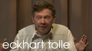 Eckhart Tolle Sings Ode To Joy