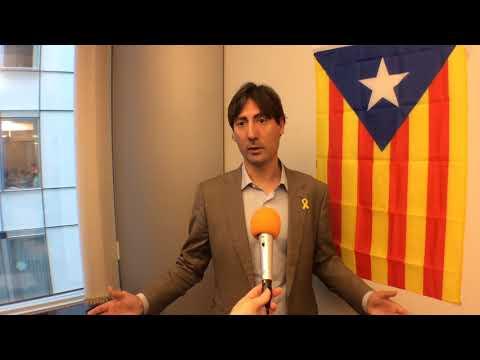 Jordi SOLE MEP on new arrests of Catalan activists