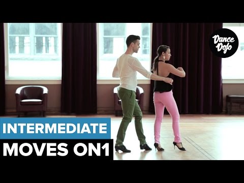 The Wrap - Intermediate Salsa Moves On1   TheDanceDojo.com