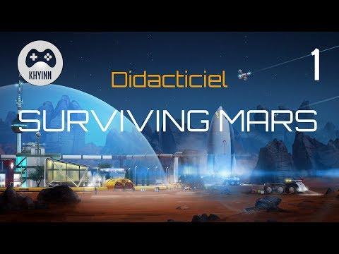 [FR] Surviving Mars Curiosity - Didacticiel - Épisode 01 |