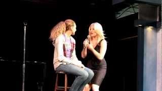 Repeat youtube video Megan Hilty- Hershey- Popular