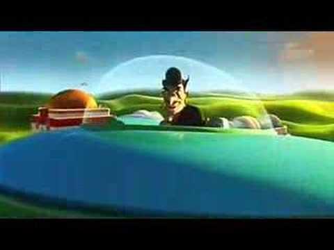 В гости к Робинсонам - смотреть онлайн мультфильм