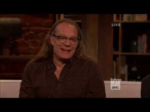 Talking Dead  Greg Nicotero on his family on set